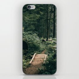 Happy Trails XV iPhone Skin