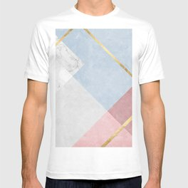 Art with marble XI T-shirt