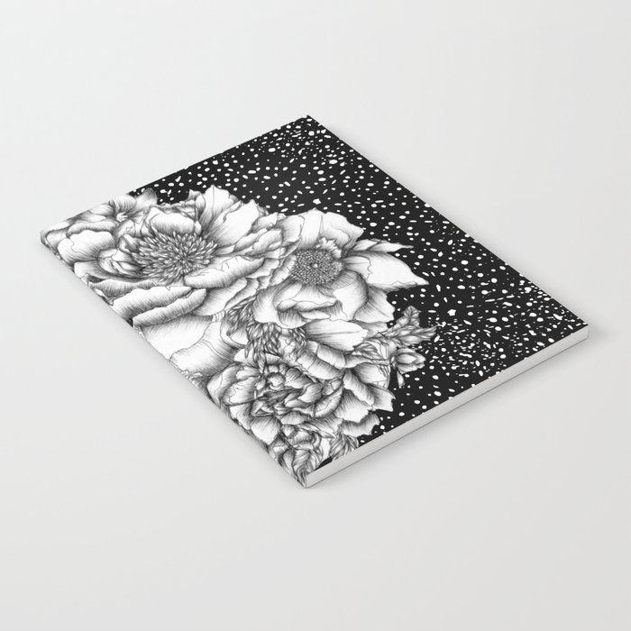 Moon Abloom Notebook