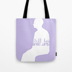 Trust Issues Tote Bag
