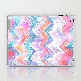 Ikat Chevron 4b Laptop & iPad Skin