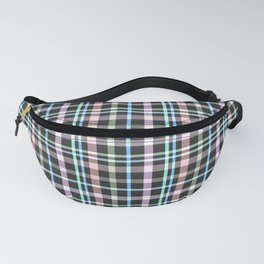 A simple checkered pattern . Fanny Pack
