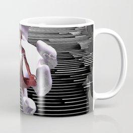 The Hand That Feeds Coffee Mug