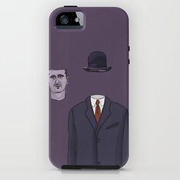 """The Unwanted Pilgrim"" (Syria) iPhone Case"