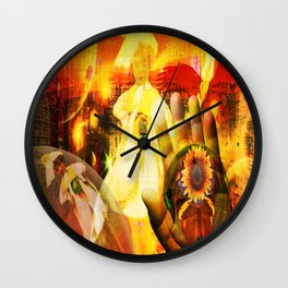 wHAT DOES IT mEAN? Wall Clock