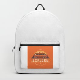 Explore Bully Backpack