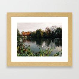 Bourne Mill, Colchester  Framed Art Print