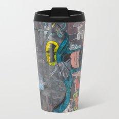 Vintage Comic Bat man Travel Mug