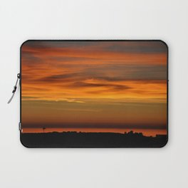 Pacific Ocean Sunset Laptop Sleeve