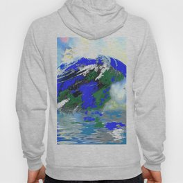 EARTH AND SEA Hoody