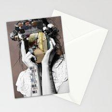 Crazy Woman - Lara Lisa Bella Stationery Cards