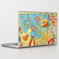 glee Laptop & iPad Skins featuring Glee - It's a Beautiful Day by TerriConradDesigns