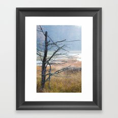 Forgotten Yesterday Framed Art Print