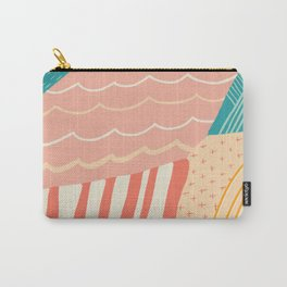 beach quilt Carry-All Pouch