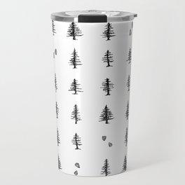 Into the Pines Travel Mug