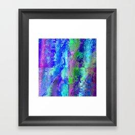 Gloss. Framed Art Print