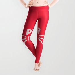 PURRR POWER Leggings