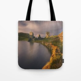 Fortified Towers Tote Bag