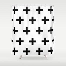La Cross Shower Curtain