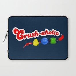 Crush-aholic Laptop Sleeve