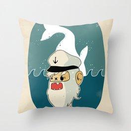 A.C.H.A.B Throw Pillow