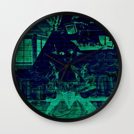 Wall Art Wall Clock