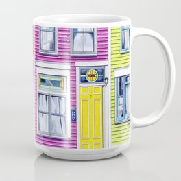 Jelly Bean Row, 2016 Coffee Mug