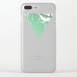 Reflected Clear iPhone Case