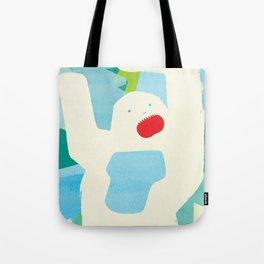 Abominable Tote Bag