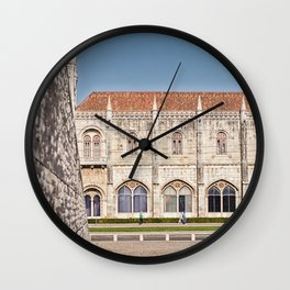 Mosteiro dos Jerónimos Wall Clock