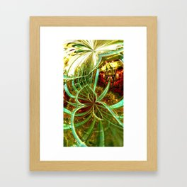 Fragile Dimension Framed Art Print