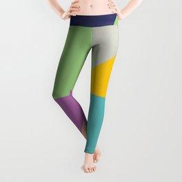 Abstract #228 Leggings