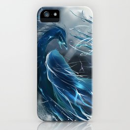 Halcyon rising iPhone Case