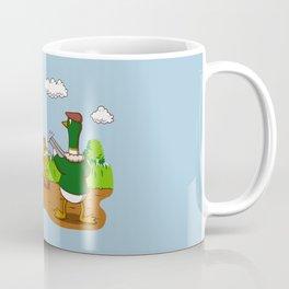 Hunter Hunted Coffee Mug