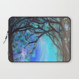 Into the Ice Laptop Sleeve
