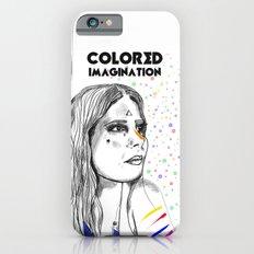 Colored Imagination #2 iPhone 6s Slim Case