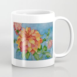 My First Dahlia Coffee Mug