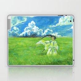 August - Indication of rain - Laptop & iPad Skin