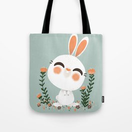 "The ""Animignons"" - the Rabbit Tote Bag"