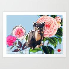 ti vogliamo bene lucy Art Print