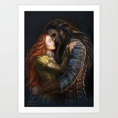 Eidolon Art Print