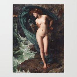 Andromeda by Edward Poynter, 1869 Poster