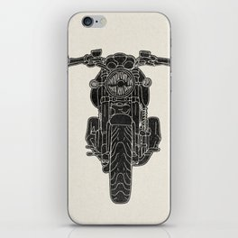 GT1000 Motorcycle iPhone Skin