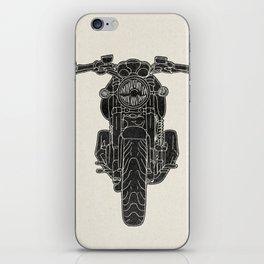 GT1000 Motorcycle iPhone Skin