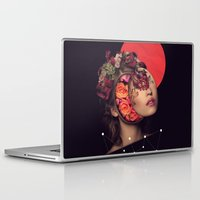bride Laptop & iPad Skins featuring the bride by Peg Essert
