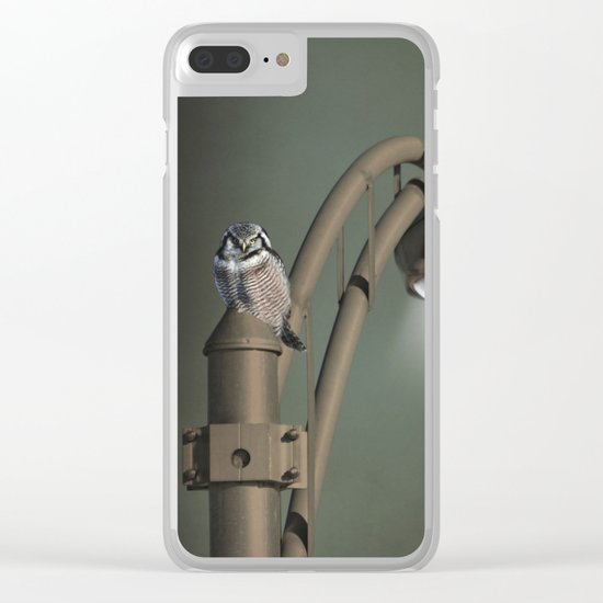 I bring the light Clear iPhone Case