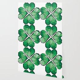 Geometrick lucky charm Wallpaper