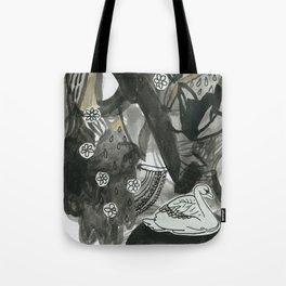Swan Dreams Tote Bag