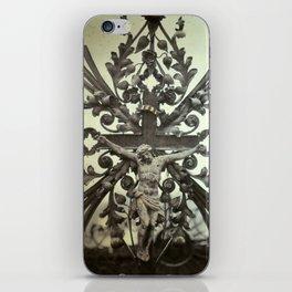 nuestro salvador iPhone Skin
