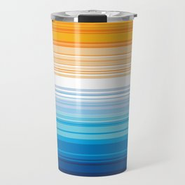 The Beach Travel Mug